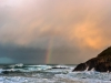 Atardecer en la Playa de Navia de Fely Suárez Méndez