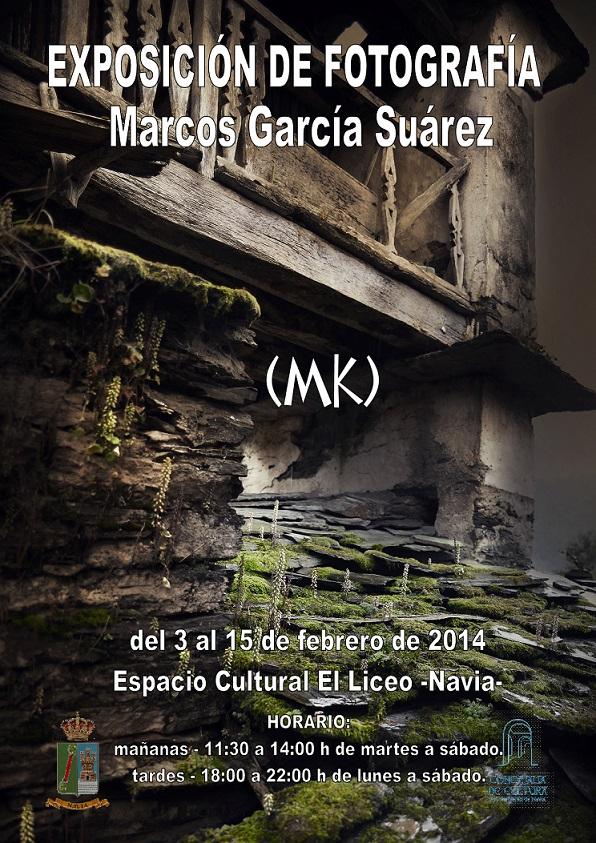Exposición de Marcos García
