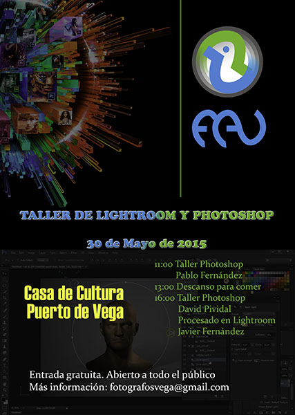 Taller de Lightroom y Photoshop