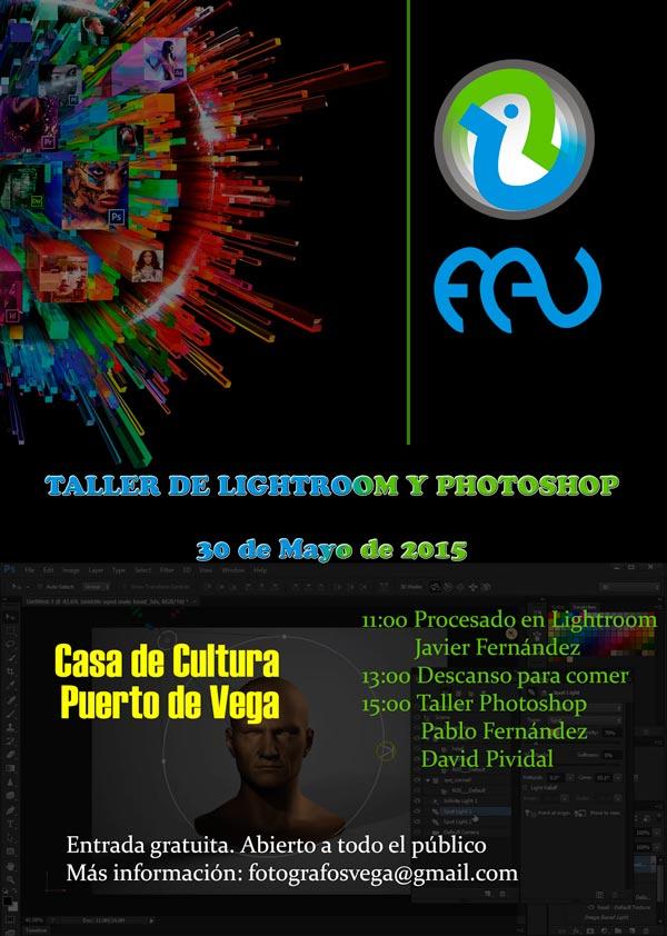 Taller de Lightroom y Photoshop